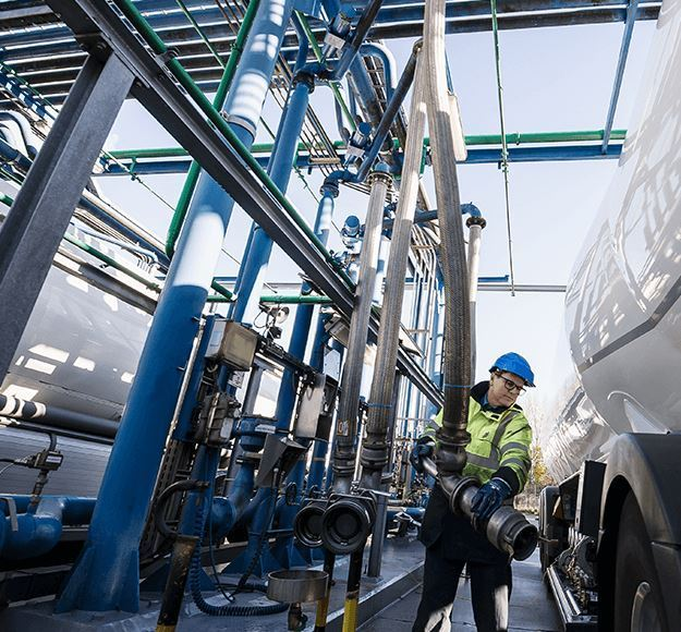 VARO Energy - VARO strengthens position in Germany by
